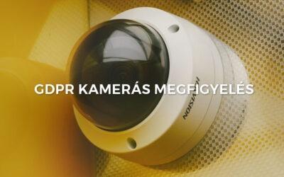 Adatvédelem és munkahelyi kamerás megfigyelés?